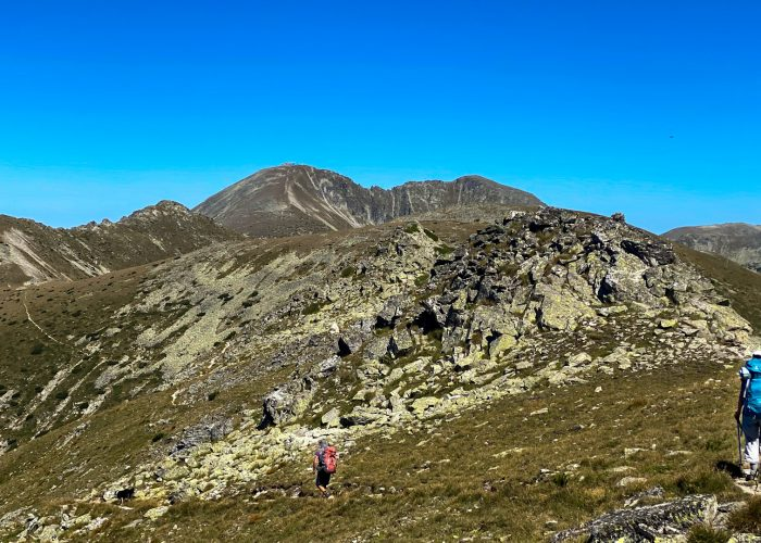 Rila-Gebirge
