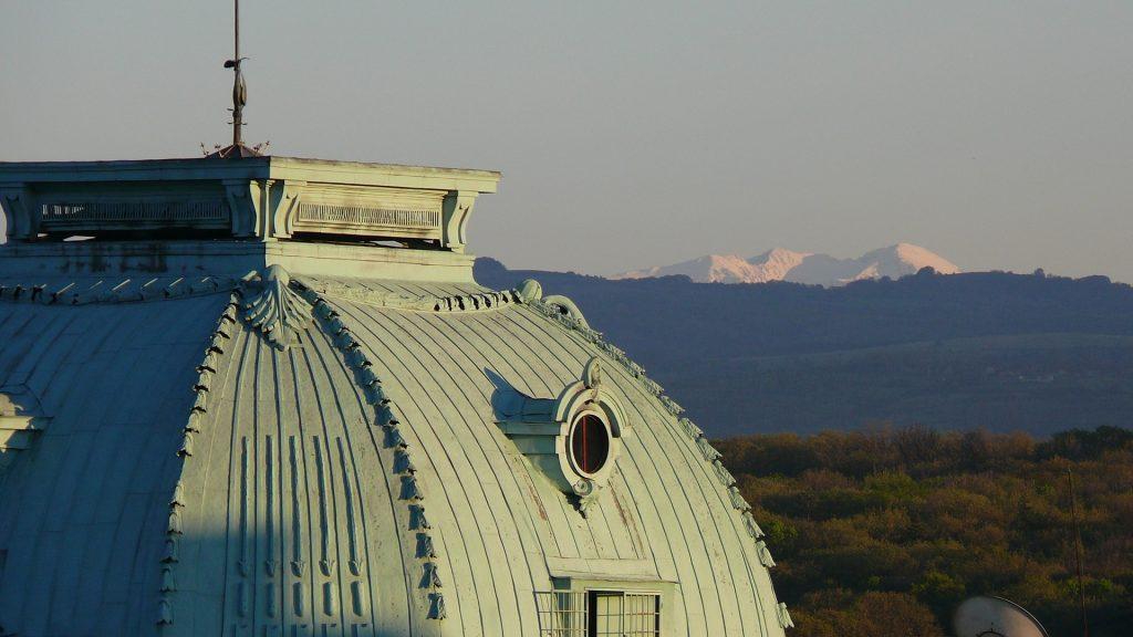 View of Vitosha Mountain